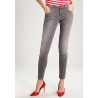Benetton Jeansy Slim fit grey 4BE21N00X