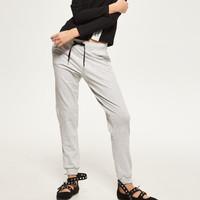 Reserved Dresowe spodnie QG252-09M