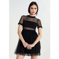 Topshop Sukienka letnia black TP721A0BN