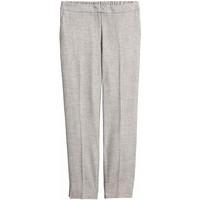 H&M Eleganckie spodnie 0529076001 Szary