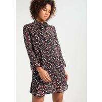 Sisley Sukienka letnia black 7SI21C06X