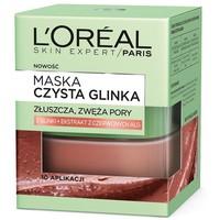 L'Oréal Paris Maska SkinExpert wygładzająco-złuszczająca 100-AKD06J
