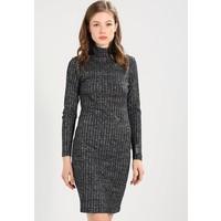 Calvin Klein Jeans DILON Sukienka letnia space dye black C1821C020