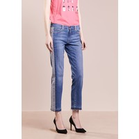BOSS CASUAL LEXINGTON Jeansy Relaxed Fit bright blue BO121N02D