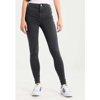 Topshop JONI Jeans Skinny Fit washedblack TP721N02J
