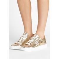 Trussardi Jeans Sneakersy niskie gold T0811A001