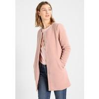 ONLY ONLSIDNEY Krótki płaszcz mocha mousse/melange ON321U03K