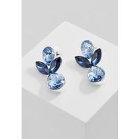 SNÖ of Sweden NOEMI DROP EARRING Kolczyki silver-coloured/blue 1SN51L08H