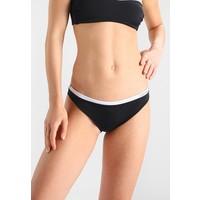 Calvin Klein Swimwear CLASSIC Dół od bikini black C1181I000