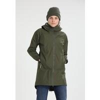 Didriksons HILDE WOMENS JACKET Krótki płaszcz olive DI541F00E
