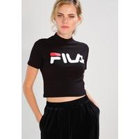 Fila EVERY TURTLE TEE T-shirt z nadrukiem black 1FI21D003