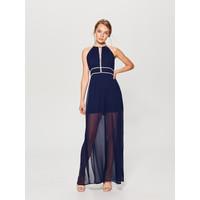 Mohito Długa sukienka z biżuteryjnym zdobieniem CELEBRATION SZ254-95X