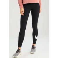 Nike Sportswear CLUB LOGO Legginsy black NI121A05R