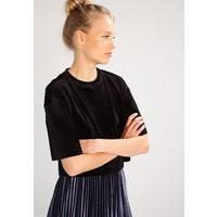 Urban Classics SHORT KIMONO T-shirt basic black UR621D017