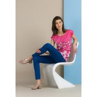 Monnari T-shirt z wiosennym motywem TSHIMP0-18L-TSH2890-KM04D700-R0S