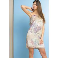 Monnari Romantyczna sukienka w kwiaty II SUKPOL0-18L-DRE1310-KM15D700-R36
