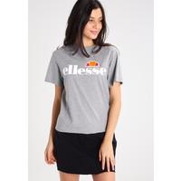 Ellesse ALBANY T-shirt z nadrukiem ath grey EL921D00T