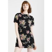 New Look Sukienka letnia black pattern NL021C0P4