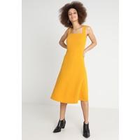 KIOMI Sukienka letnia golden yellow K4421C06K