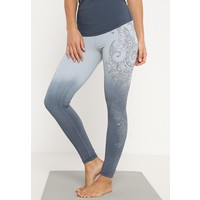 Deha LEGGINGS Legginsy shaded ombre blue 5DE41E02C