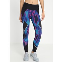 Superdry ACTIVE LEGGINGS Legginsy multi print SU241E021