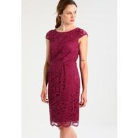Esprit Collection NEW SUMMER Sukienka letnia berry red ES421C0IL