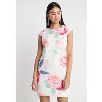 Dorothy Perkins LARGE BLOOM SHIFT Sukienka letnia multi-coloured DP521C1JU