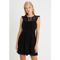 NAF NAF EBERRY Sukienka letnia noir NA521C0HE