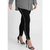 Pink Clove SPORTS STYLE TROUSER Legginsy black PID21A00A