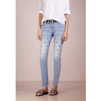 Zoe Karssen YOU DO ALL OVER PATTI Jeansy Skinny Fit mid wash blue ZK121N00D