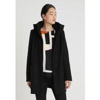 TOM TAILOR DENIM BASIC COAT Krótki płaszcz black TO721U00T