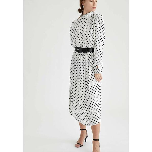 DeFacto Sukienka letnia ecru DEZ21C0BR