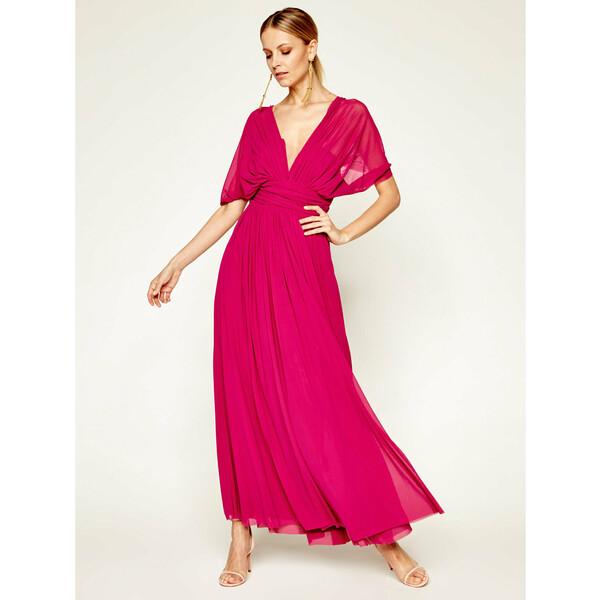 Marella Sukienka wieczorowa Gloria 32210902 Fioletowy Regular Fit