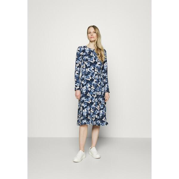 Esprit Collection DRESS Sukienka letnia dark blue ES421C1EL