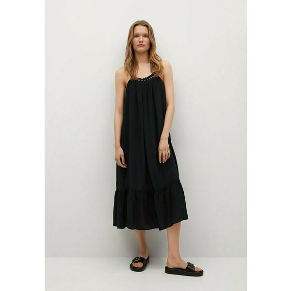 Mango VALE Sukienka koktajlowa schwarz M9121C557