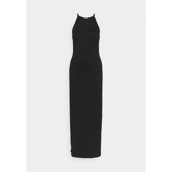 Anna Field Długa sukienka black AN621C1NM