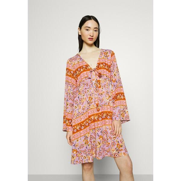 Vila VICITY FESTIVAL DRESS Sukienka letnia lavender V1021C2I5