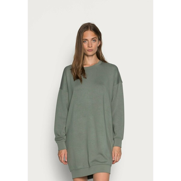Moss Copenhagen IMA DRESS Sukienka letnia agave green M0Y21C07J