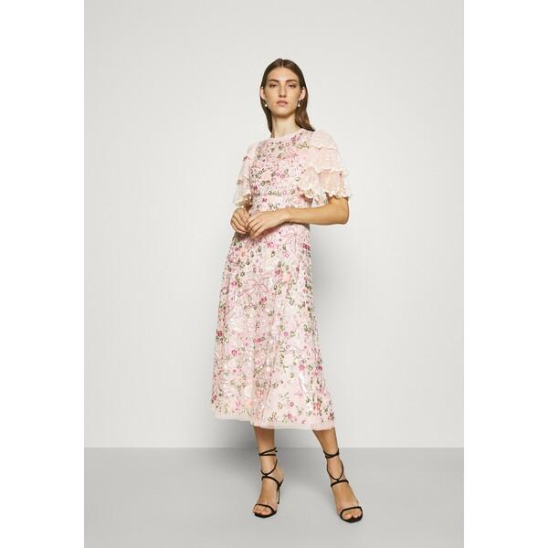 Needle & Thread ODETTE BALLERINA DRESS Sukienka koktajlowa pink NT521C0E7