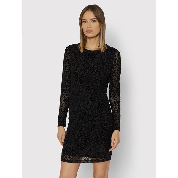 Vero Moda Sukienka koktajlowa Daya 10258313 Czarny Slim Fit