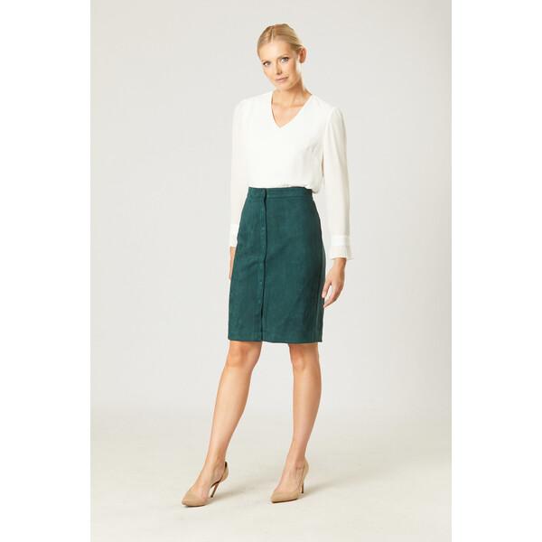 Quiosque Zielona spódnica przed kolano 7NB001903