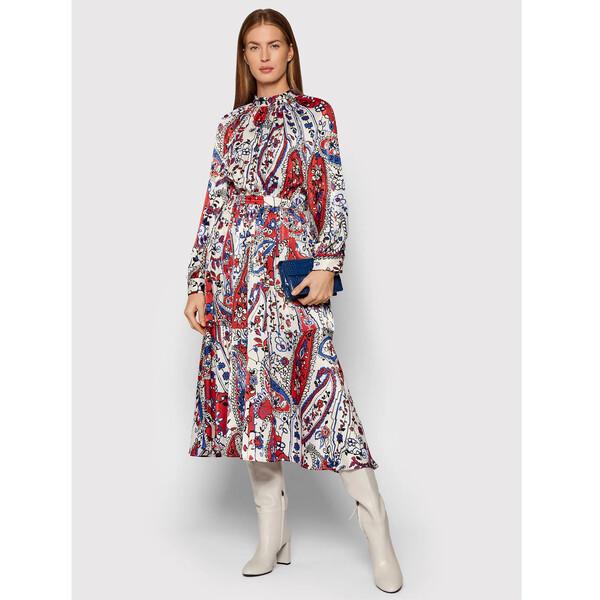 Imperial Sukienka codzienna AB9NCIN Kolorowy Regular Fit