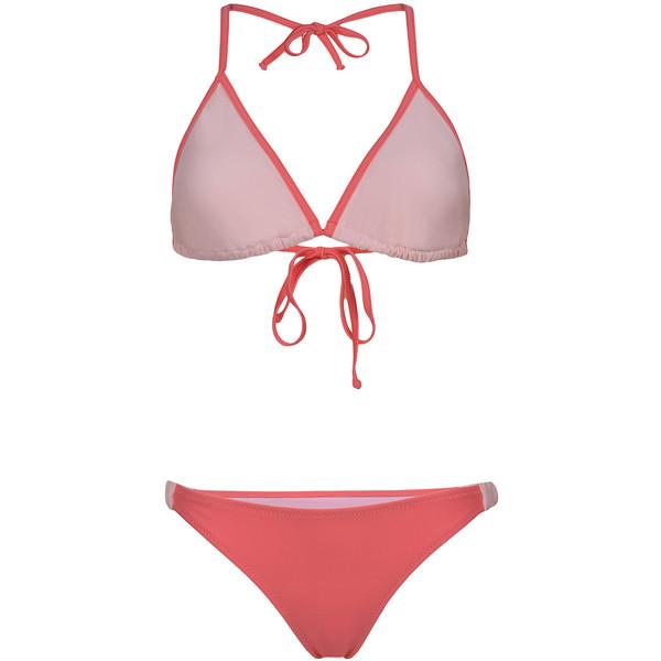 TROLL kostium kąpielowy damski dwuczęściowy, klasyczny TKK0006