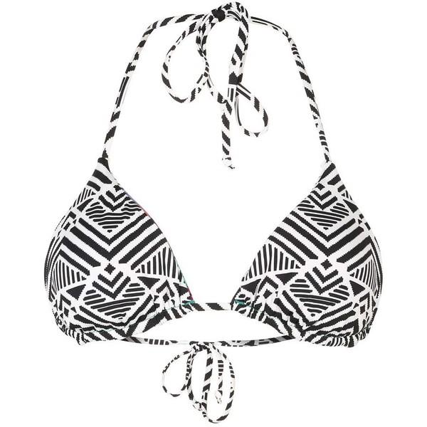 Roxy TIKI Góra od bikini livin free teal RO541H02O