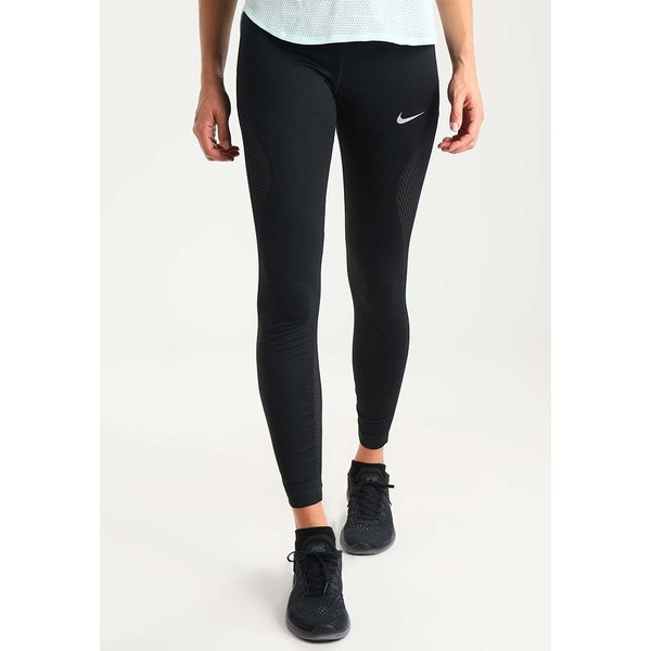 Nike Performance POWER RACER COOL Legginsy black/black N1241E0E4