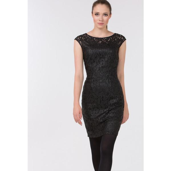 Monnari Kobieca, koronkowa sukienka SUKIMP0-17J-DRE3430-K020D601-R36