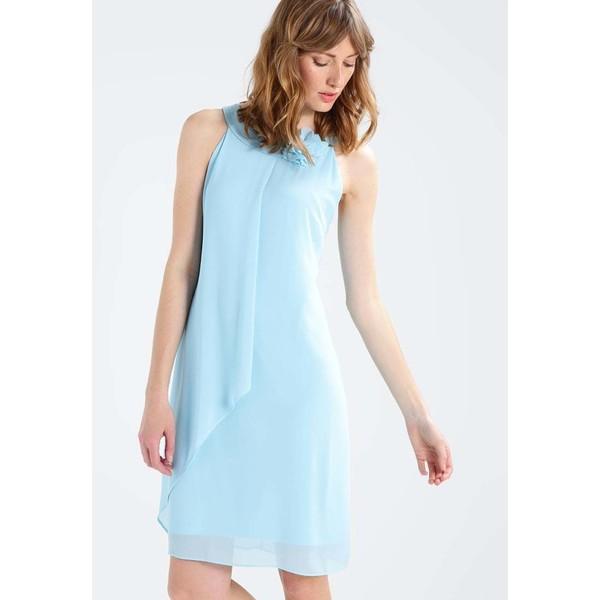 s.Oliver BLACK LABEL Sukienka koktajlowa soft aqua S2921C0BE