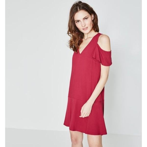 2b7c991528 Promod Sukienka z odkrytymi ramionami 1-7-20-01-29-845 ...