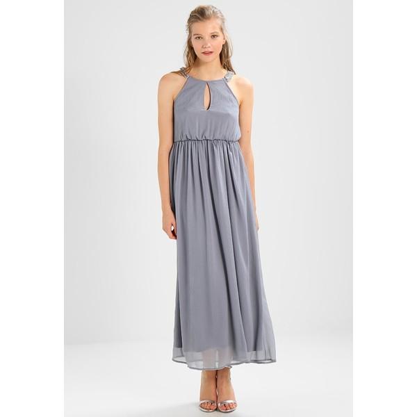 Vero Moda VMALMA BEADED ANKLE DRESS Suknia balowa tradewinds VE121C1BL