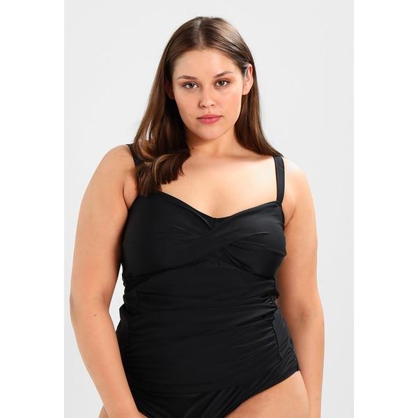 Junarose JRVANJA TANKINI Góra od bikini black JR481J000